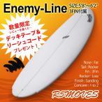 サーフボード ショート R5MOVES Enemy-Line Ver,2 5'8 / 5'10 / 6'0 / 6'2