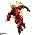 DC Comics VARIANT - DC Comics VARIANT PLAY ARTS改 フラッシュ(PVC塗装済みアクションフィギュア)