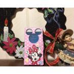 ショッピングキャラクター キャラクターiphone7/6s /6対応窓付き 手帳型 スマホケースケース/ミニー