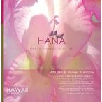 ハワイアン ヒーリング ミュージックCD HANA ANUENUE Flower Rainbow Piano HM0006