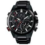 エディフィス EDIFICE カシオ CASIO メンズ 腕時計 タイムトラベラー スマホリンク Bluetooth タフソーラー EQB-501DC-1AJF