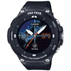 プロトレック スマート PRO TREK Smart カシオ CASIO デジアナ 登山 腕時計 スマートウォッチ GPS フルカラー地図表示 WSD-F20-BK