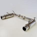 【送料無料】【車検対応】ロードスター マフラー NCEC 前期 後期 MT車専用 ロッソモデロ GTー8