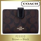 コーチ COACH 財布 二つ折り F23553 IMAA8 シグネチャ
