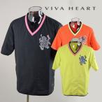 ビバハート メンズ ゴルフウェア/半袖ブルゾン(M)(L)(LL) VIVA HEART 011-58340