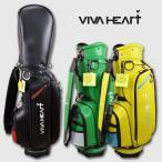 ビバハート メンズ /キャディバッグ ゴルフウェア VIVA HEART 013-15230