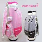 ショッピングハート ビバハート レディース /キャディバッグ ゴルフウェア VIVA HEART 013-15260