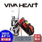 ビバハート メンズ キャディバッグ ゴルフウェア VIVA HEART 013-1683
