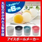 製氷器 アイスボールメーカー 選べる4色