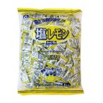 桃太郎製菓  1kg 塩レモンキャンディ(約200粒) 1kg 塩レモンキャンディ(約200粒)