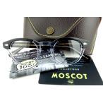 ポイント10倍 MOSCOT/モスコットLEMTOSH/レムトッシュ 46BLACK CRYSTAL正規品送料無料  基本レンズ無料