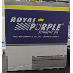 【正規輸入】 ロイヤルパープルオイル HPS 10W-40 1qt×6 1本無料+送料無料 10名様