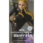 ワンピース GLITTER&GLAMOURS×materia-CARIFA-  黒ver.バンプレスト39336