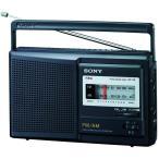 ソニー SONY ポータブルラジオ FM/AM/ワイドFM対応 ICF-29
