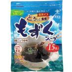 永井海苔 もずくスープ 業務用(35g×15食入り)