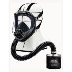 重松 隔離式全面形防毒マスク GM161_2 1個(面体のみ)