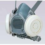 重松 取替え式RL3半面形防塵マスク DR80SL4N 1箱(10個)