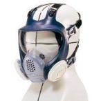 重松 取替え式RL3全面形防塵マスク DR185L4N_1 1箱(10個)