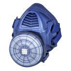 興研 呼吸追随型ブロワーマスク サカヰ式 BL-321S_02型(充電池、充電器付き)