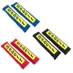 SABELT サベルト 2インチ ショルダーパッド(青/赤/黒)