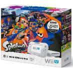ショッピングWii Wii U 本体 32GB スプラトゥーン セット  ニンテンドー  中古
