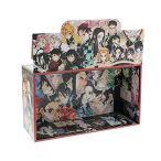 鬼滅の刃 ジャンプコミックス全巻収納BOX(1?23巻)【特製しおり5枚付き】