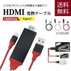 HDMI変換アダプタ ライトニングケーブル Lightning HDMI iPhone iPad 対応 高解像度 iOS10.0対応 R1178-JH