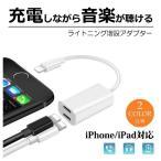 ショッピングLIGHTNING ライトニング変換アダプタ 2in1 lightning ケーブル iPhone X 8 7 Plus イヤホン 充電 データ転送 通話機能 音楽再生 R1245-JH