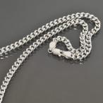 ネックレス チェーン シルバー925 2面カット喜平チェーン 幅5.3mm 長さ45cm|鎖 銀 Silver アクセサリー メンズ