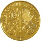 【新品未使用】【金貨】オーストリア ウィーン金貨 1/10オンス硬貨 1/10oz(1989年〜)「コイン」