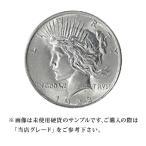 【当店グレード:A〜B】【銀貨】ピースダラー硬貨(1921〜1928年、1934〜1935年)(1ドル/1Dollar/アメリカ合衆国)
