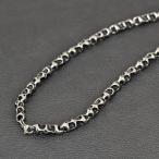 ネックレス サージカルステンレス 骨の様な凹凸デザインがハードなデザインネックレス|レディース メンズ
