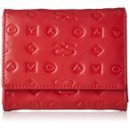 [サボイ] 二つ折り財布 SM196704 red/pink