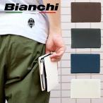 ビアンキ 二つ折り財布 正規品 Bianchi ビアンキ 本革 レザー 二つ折り財布 ショートウォレット メンズ レディース 財布 小銭入れ 札入れ おしゃれ ビジネス