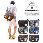 ショルダーバッグ ビアンキ Bianchi メンズ レディース 斜めがけ おしゃれ 旅行 機能美 軽量 容量