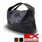 本革鞄 レザーバッグ トートバッグ ショルダーバッグ メンズ レディース バトラーバーナーセイルズ シュリンクレザーエディターズバッグ