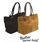 本革鞄 レザーバッグ トートバッグ メンズ レディース バトラーバーナーセイルズ スウェードレザー ビッグトートバッグ