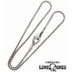 LONE ONES ロンワンズ ネックレス ミディアムベネチアン2.6mmボックスチェーン 40〜45cm
