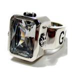 ロイヤルオーダー リング ROYAL ORDER 正規 ゴッド スクウェア リング クリスタル 指輪画像