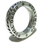ロイヤルオーダー リング ROYAL ORDER 正規 ロマン スペーサー リング 指輪画像