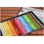 【KOH-I-NOOR/コヒノール】MAGIC マーブル色鉛筆23色+1セット 1619-KH3408-24