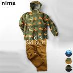 スキーウェア ニーマ nima ジュニア キッズ JR-8015 スキースーツ 上下セット 2009 スキー服