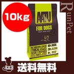 【送料無料・同梱可】■AATU アートゥー ダック ドッグ 10kg ▽b ペット フード 犬 ドッグ グレインフリー