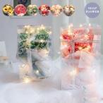 ソープフラワー結婚式花束soapflower内祝いバレンタインデーギフトホワイトデーひまわり生花BOX石鹸お誕生日母の日 卒業式 卒園式 枯れない花送料無料
