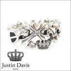 ジャスティンデイビス 指輪 【レディース メンズ シルバー925】 シルバーリング Justin Davis