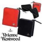 ヴィヴィアンウエストウッド 財布 折財布 259117V141-990-F NEW MAN ZIP 【二つ折り メンズ Vivienne Westwood】