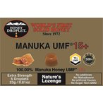 【3箱セット】 マヌカハニー 100% のど飴 UMF 15+  ニュージーランド産 蜂蜜 はちみつ ハチミツ あめ キャンディ 殺菌 口内炎 本物   メール便対応