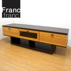 中古 Francfranc フランフラン テレビボード テレビ台
