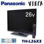 ショッピング液晶テレビ 中古美品 液晶テレビ 26インチ パナソニック ビエラ TH-L26X3 2011年製