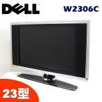 中古 DELL 23型ワイド液晶ディスプレイ W2306C…